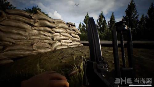 战争附言演示画面4
