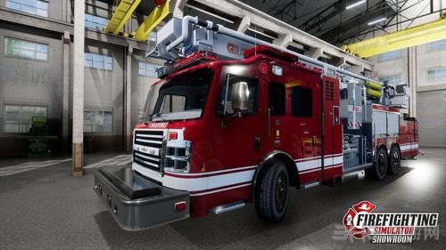 消防模拟器游戏截图1