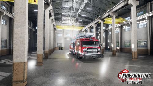 消防模拟器游戏截图4
