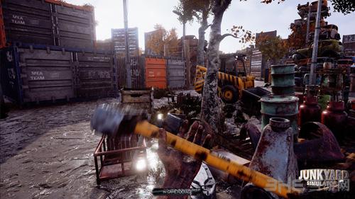 垃圾场模拟器1