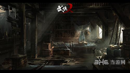 武侠�V游戏图片