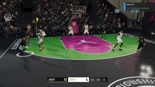 NBA Live19截图1