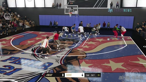 NBA Live19截图3