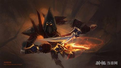 魔兽世界潜行者游戏图片4
