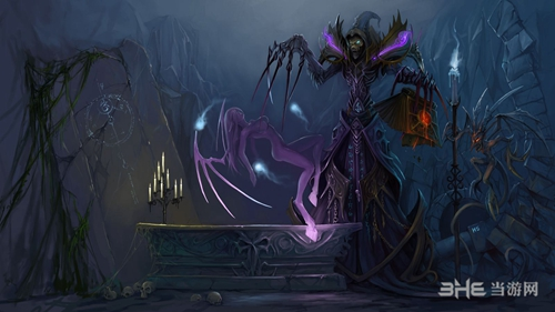 魔兽世界术士游戏图片4