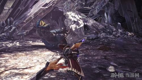 怪物猎人世界游戏截图1