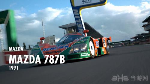 GT SPORT新赛车1
