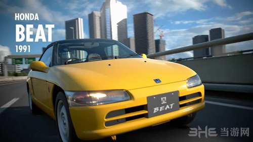 GT SPORT新赛车6