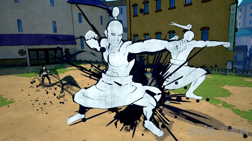 火影忍者博人传新忍出击游戏截图3