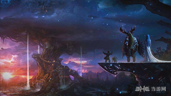 魔兽世界8.0截图2