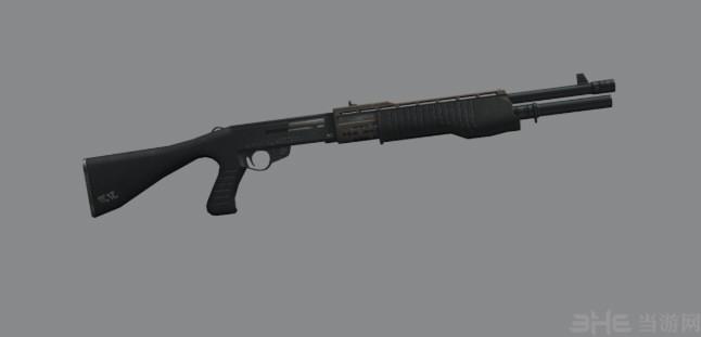 侠盗猎车手圣安地列斯SPAS12多功能霰弹枪MOD截图0