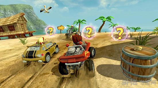沙滩车竞速破解版