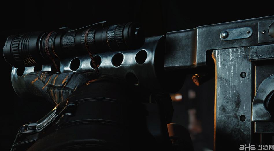 辐射4冲锋枪三合一Tomacuzi9MOD截图1