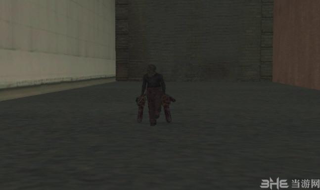 侠盗猎车手:圣安地列斯旧金山电锯杀人狂魔MOD截图0