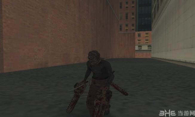 侠盗猎车手:圣安地列斯旧金山电锯杀人狂魔MOD截图1