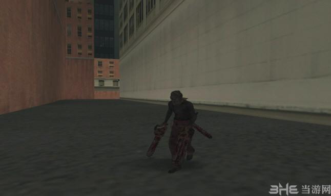 侠盗猎车手:圣安地列斯旧金山电锯杀人狂魔MOD截图2