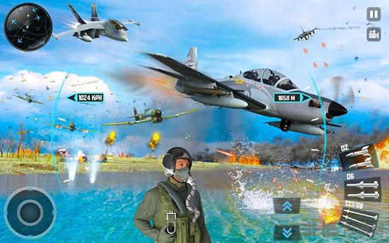 喷气式战斗机3D截图4