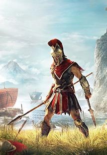 《刺客信条:奥德赛》1080P高清壁纸 This is Sparta!