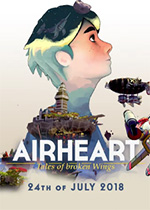 空中之心:折翼�髡f(AIRHEART Tales of broken Wings)中文硬�P版