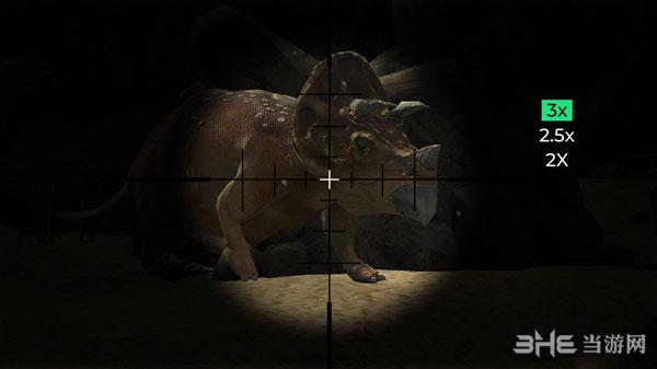 侏罗纪狩猎截图0
