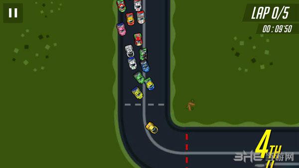 超级GTR赛车截图1