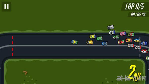 超级GTR赛车截图2