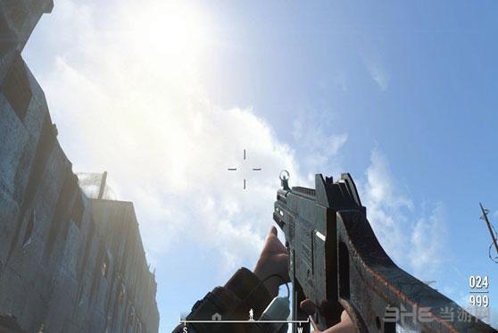 辐射4 UMP45冲锋枪截图1