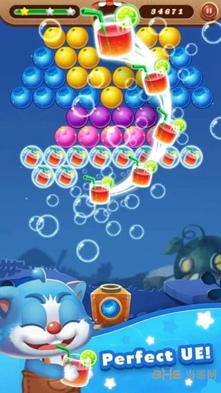 水果溅射泡泡龙