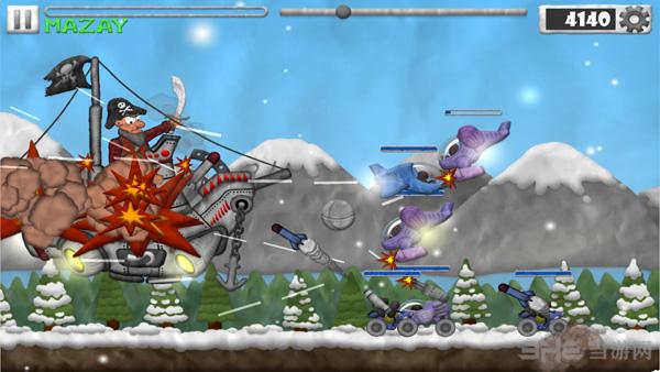 BattleStar Mazay截图1