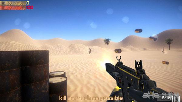 血腥沙地截图1