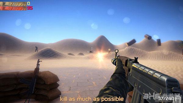 血腥沙地截图2