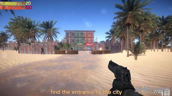血腥沙地截图4