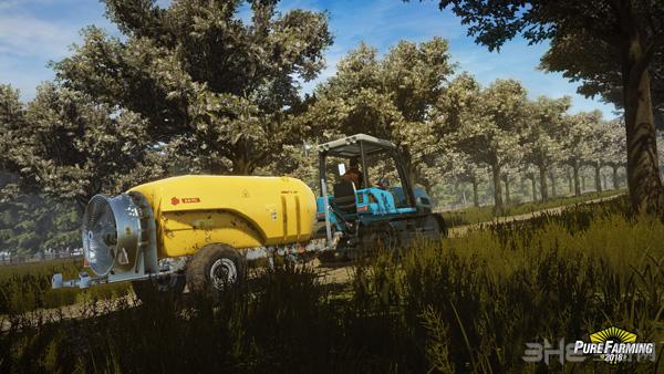 纯粹农场2018截图0