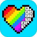 彩虹数字填色安卓版V1.0