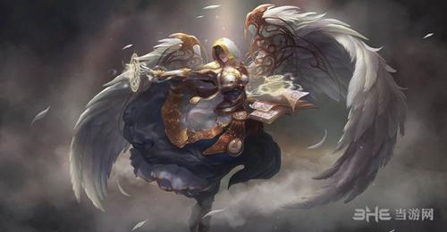 魔兽世界牧师游戏图片1