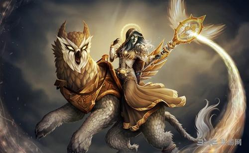 魔兽世界牧师游戏图片3