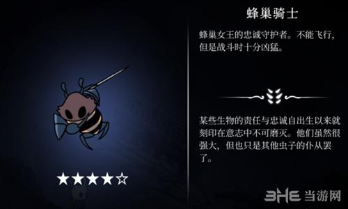 空洞骑士蜂巢骑士