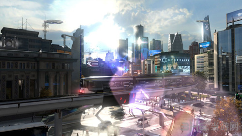 底特律变人游戏截图3
