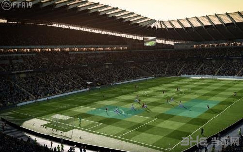 FIFA游戏截图2