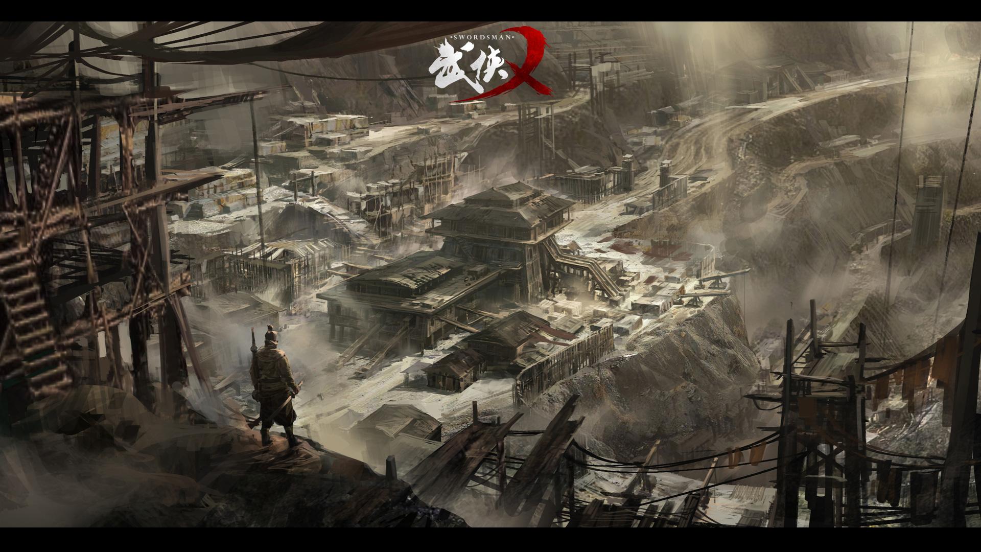 武侠�V游戏壁纸1