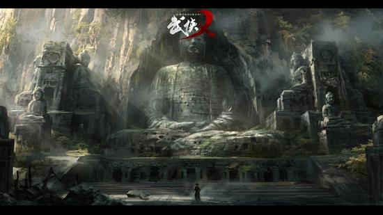 武侠�V游戏截图