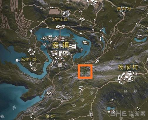 武侠�V秘境位置介绍