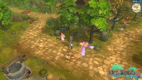 幻想三国志5游戏视频截图2