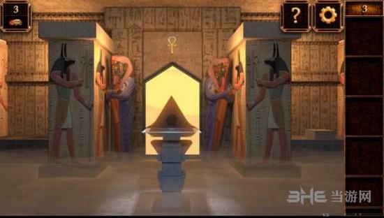 攻略图解11第3关过逃脱通关金字塔第三关逃出流程攻略密室蝎子m图片