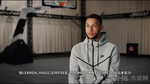 NBA2K19视频画面4