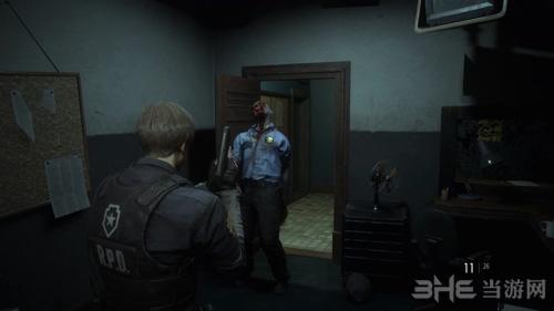 生化危机2重制版游戏视频截图4