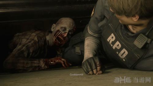 生化危机2重制版游戏视频截图6