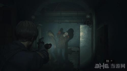 生化危机2重制版游戏视频截图5