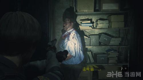 生化危机2重制版游戏视频截图8