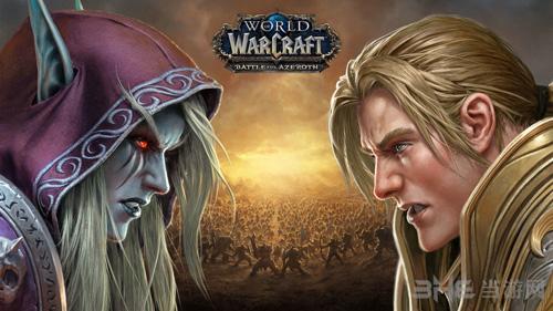 魔兽世界8.0游戏截图1